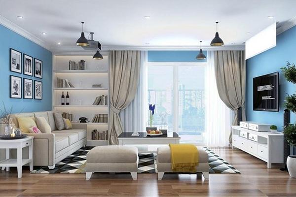 Mẹo chọn màu sơn nhà đẹp, hợp xu hướng và chuẩn phong thủy