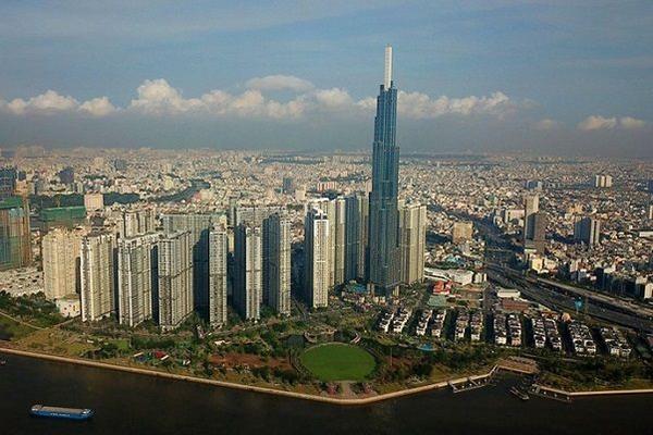 Top 10 tòa nhà cao nhất Sài Gòn