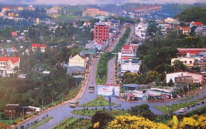 Đắk Nông: 40 dự án đô thị, thương mại, du lịch quy mô lớn cần tìm nhà đầu tư