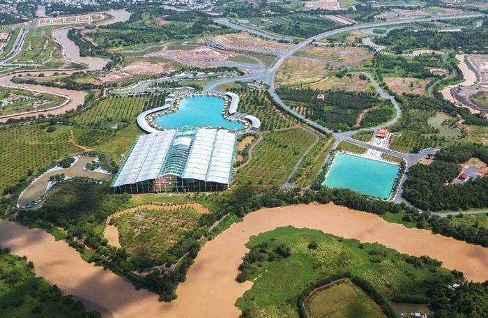 Đồng Nai: Khu du lịch Sơn Tiên điều chỉnh quy hoạch các phân khu