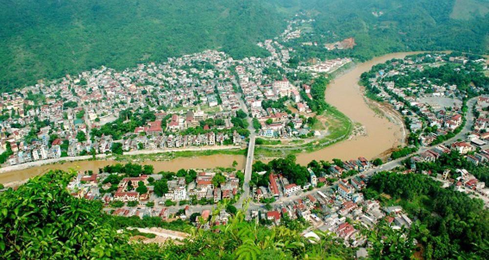 Hà Giang: Công bố Quy hoạch chung đô thị Hà Giang theo các tiêu chí đô thị loại II