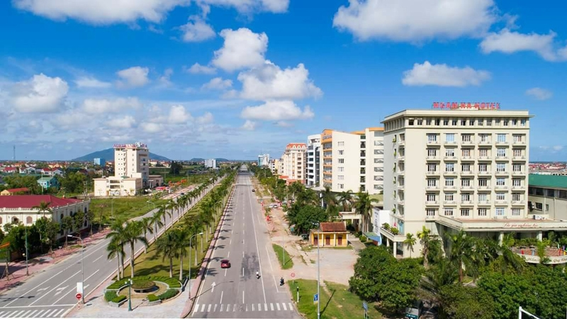 Hà Tĩnh: Xây khu đô thị hai bên đường Ngô Quyền