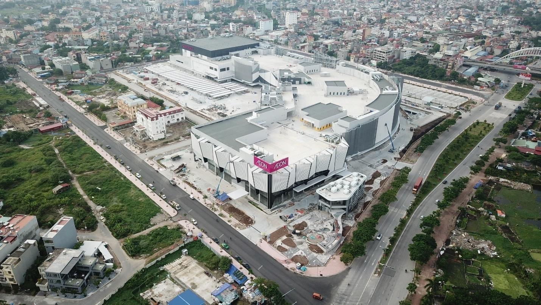 Khai trương Trung tâm Thương mại Aeon Mall tại Hải Phòng vào tháng 12/2020