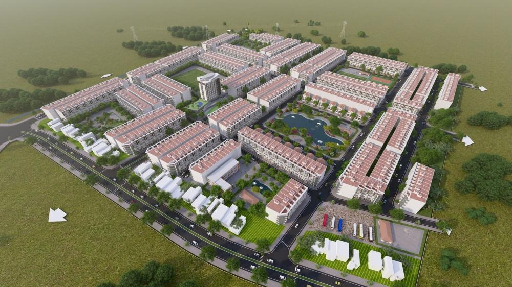Thanh Hoá: Lựa chọn nhà đầu tư thực hiện dự án Khu đô thị phía Bắc thị trấn Vạn Hà