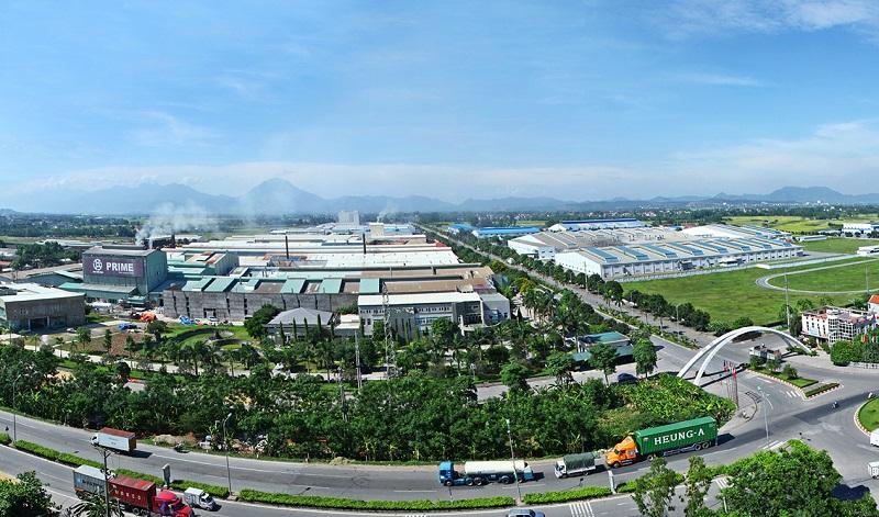 Vĩnh Phúc: Sắp xây dựng dự án Trung tâm logistics ICD Vĩnh Phúc tại Bình Xuyên