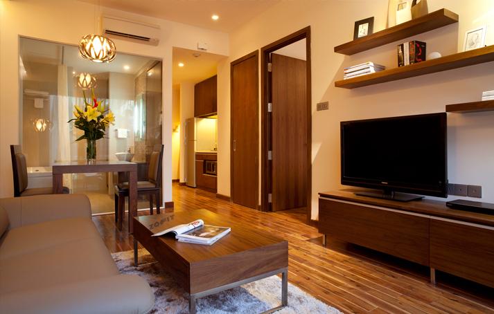 Nhận nhà chung cư không đúng thiết kế nên làm gì?