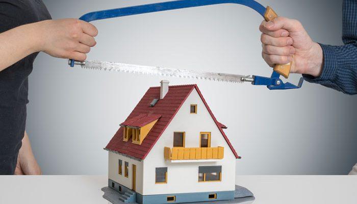 Nhà và đất phải phân chia như thế nào sau khi ly hôn