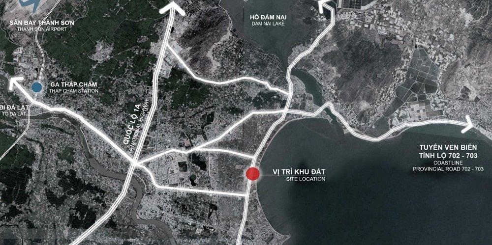 ApartHotel Sunbay Park Hotel & Resort Phan Rang 1