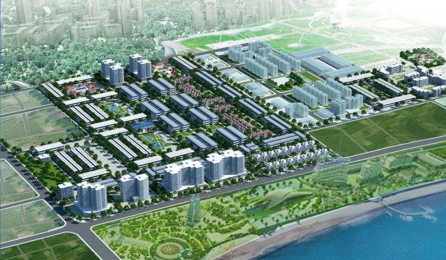 Dự án khu đô thị mới Bình Sơn Ocean Park 3