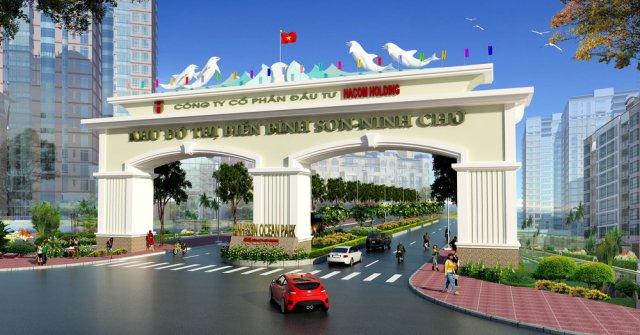 Dự án khu đô thị mới Bình Sơn Ocean Park