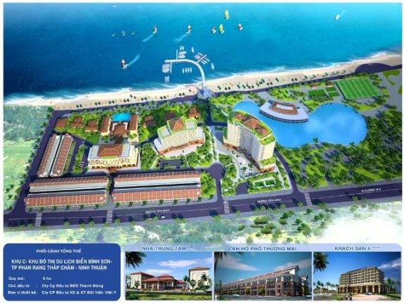 Dự án khu đô thị mới Bình Sơn Ocean Park 5