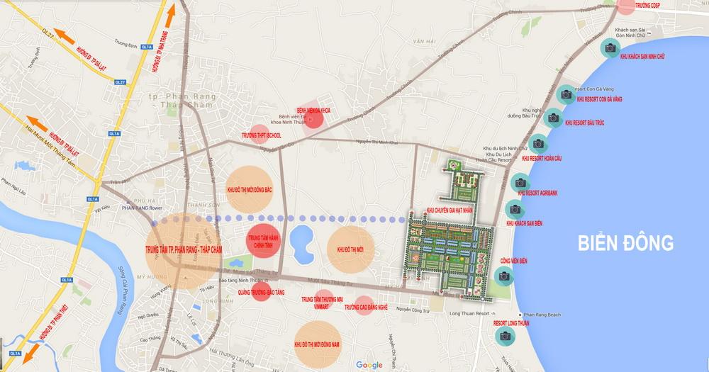 Dự án khu đô thị mới Bình Sơn Ocean Park 7