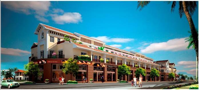 Dự án khu đô thị mới Bình Sơn Ocean Park 6