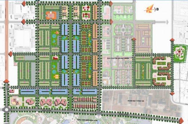 Dự án khu đô thị mới Bình Sơn Ocean Park 1