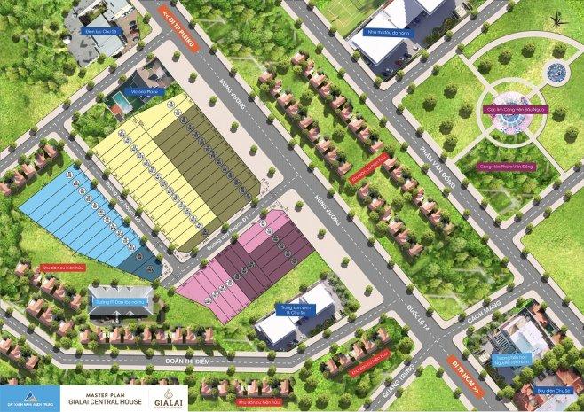 Dự án Khu đô thị mới GiaLai Central House