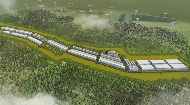 Dự án khu đô thị mới Gia Lai New City 3