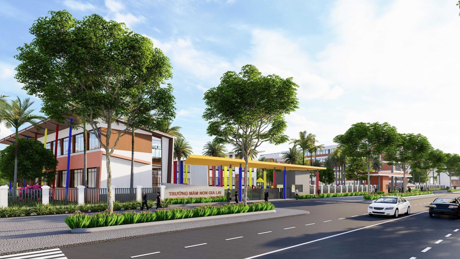 Dự án khu đô thị mới Gia Lai New City 5