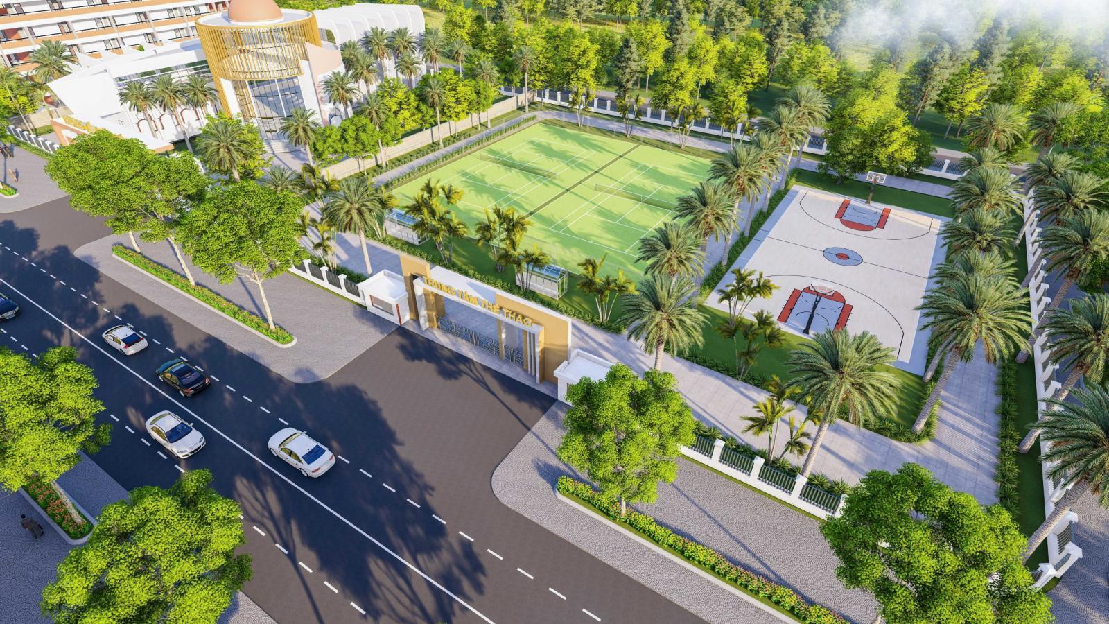 Dự án khu đô thị mới Gia Lai New City