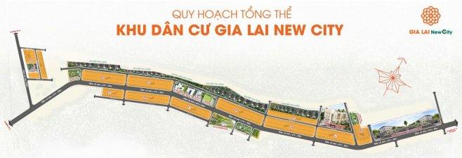 Dự án khu đô thị mới Gia Lai New City 2