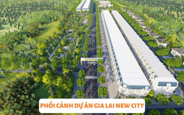 Dự án khu đô thị mới Gia Lai New City 12