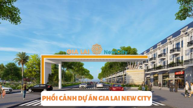 Dự án khu đô thị mới Gia Lai New City 13