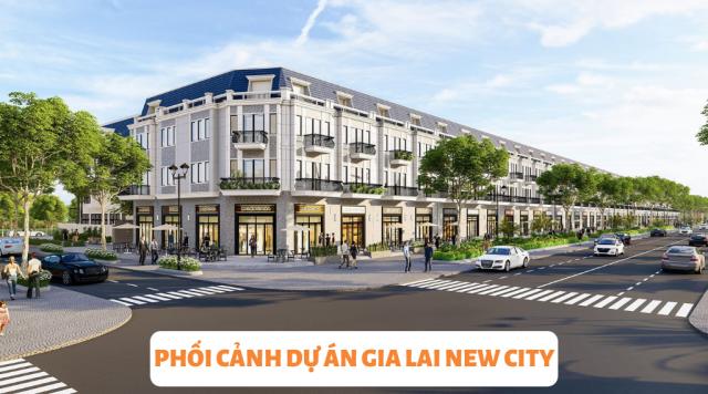 Dự án khu đô thị mới Gia Lai New City 14