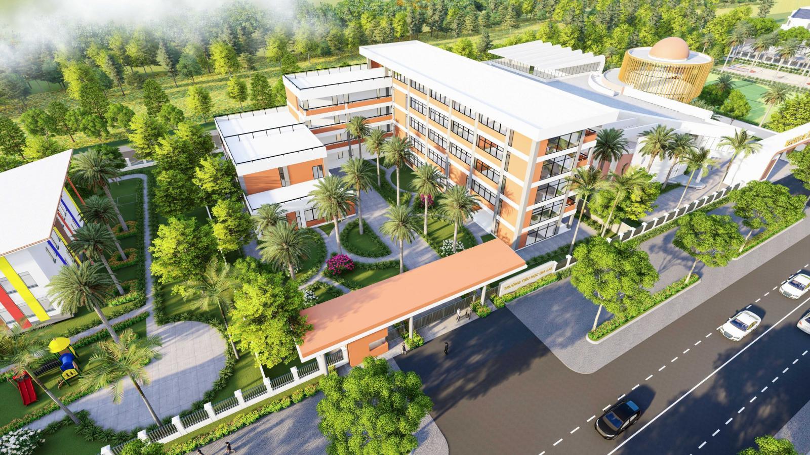 Dự án khu đô thị mới Gia Lai New City 7