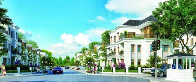 Dự án khu đô thị mới SH Land 2