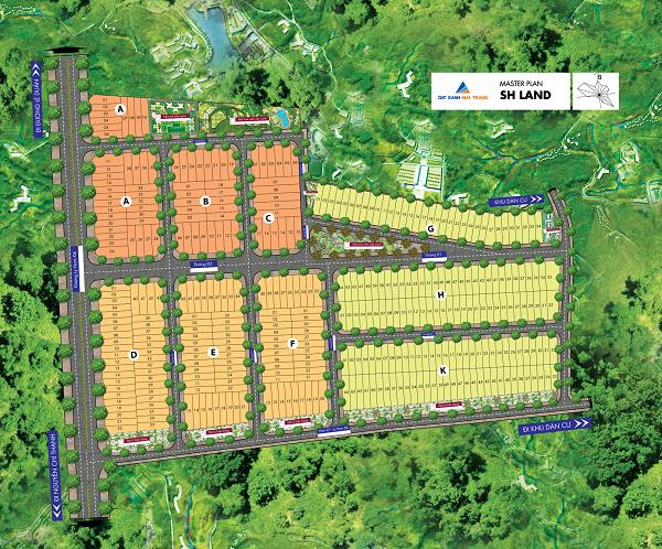 Dự án khu đô thị mới SH Land