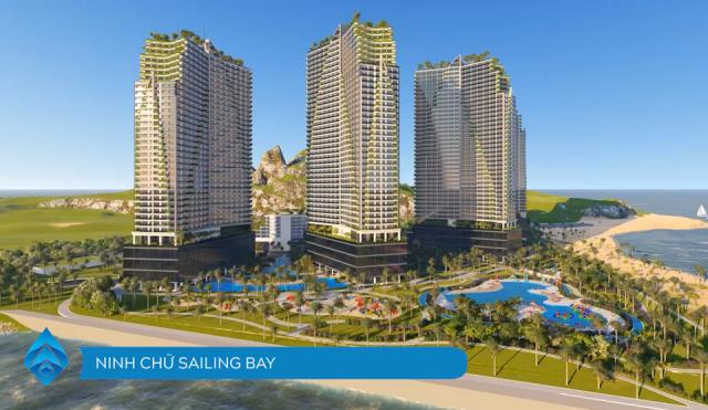 Dự án khu phức hợp Ninh Chữ Sailing Bay