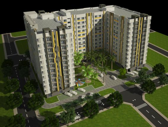 Dự án nhà ở xã hội Phú Thịnh Plaza 1