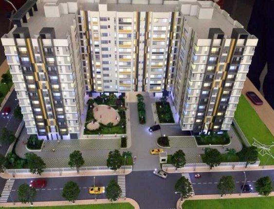 Dự án nhà ở xã hội Phú Thịnh Plaza