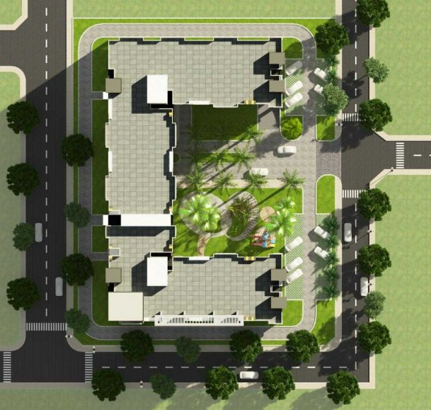 Dự án nhà ở xã hội Phú Thịnh Plaza 4