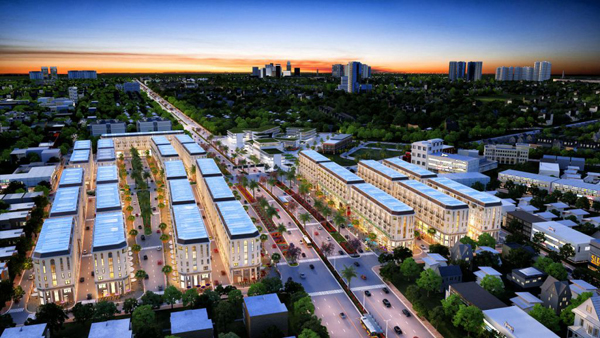 Hà Nội công bố 16 dự án nhà ở thương mại được phép bán cho người nước ngoài