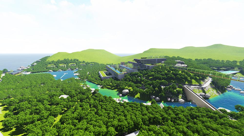 Ninh Thuận cho phép chuyển đổi gần 100.000m2 đất rừng để xây dự án Long Thuận Hotel & Villas Ninh Thuận