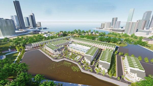 Tổng quan dự án Khu đô thị Chí Lành - Ninh Thuận