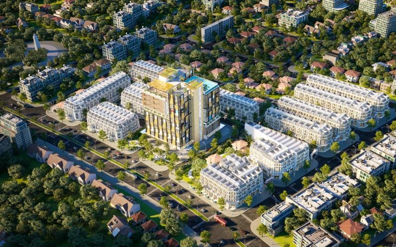 Bình Phước: Khởi công dự án Trung tâm thương mại The Light City 10 tầng