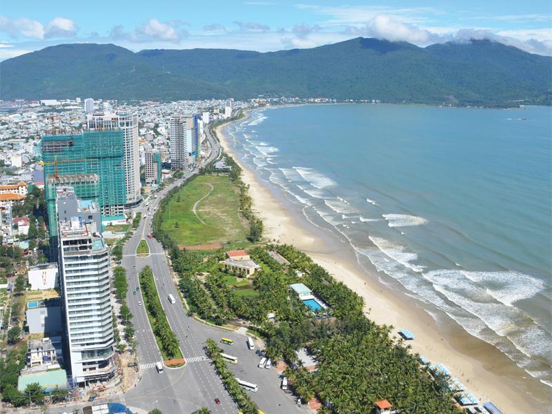 Đà Nẵng: Đầu tư xây dựng dự án Khu phức hợp thương mại, khách sạn 5 sao