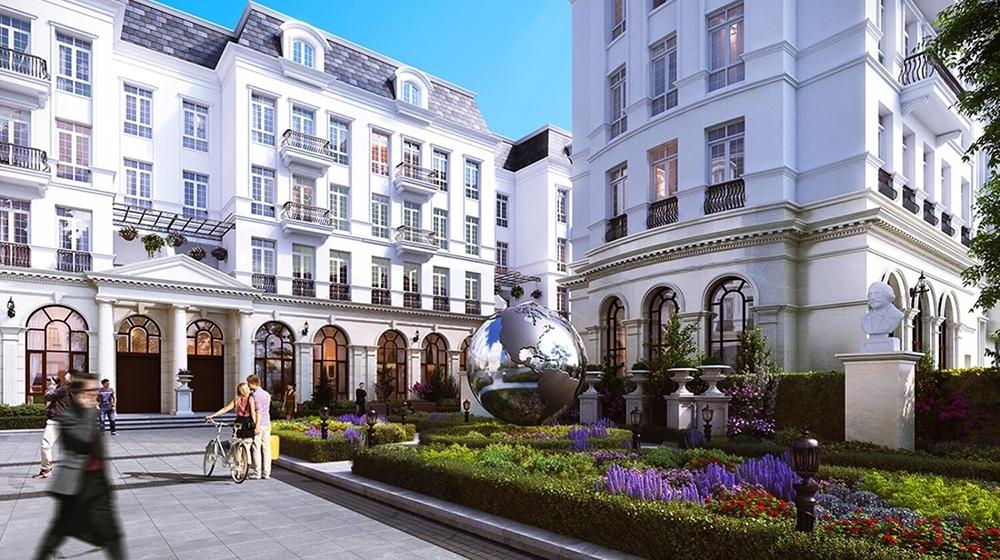 Grandeur Palace - Giảng Võ: Ấn tượng với pháp lý vững chắc và vị trí trung tâm