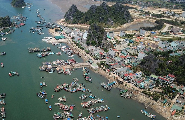 Hoàn thành bến cảng cao cấp Ao Tiên – Vân Đồn vào tháng 4/2022