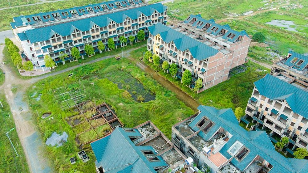 Nợ hàng trăm tỷ đồng tiền sử dụng đất, dự án Kim Chung – Di Trạch vẫn rao bán rầm rộ