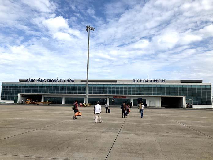 Phú Yên: Lập điều chỉnh Quy hoạch Cảng hàng không Tuy Hoà