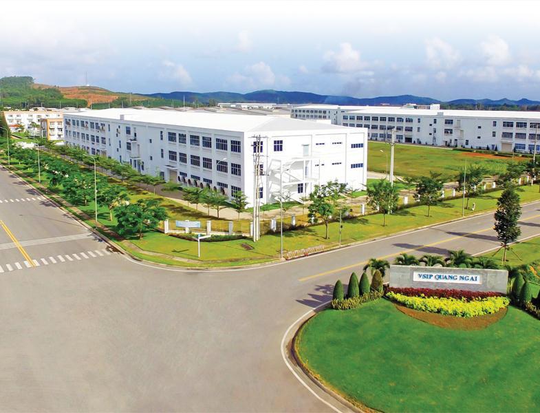 Quảng Ngãi: Hợp Nghĩa đề xuất quy hoạch dự án khu công nghiệp, đô thị Dung Quất II