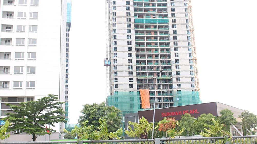 Quyết định thanh tra quy hoạch đường Nguyễn Hữu Cảnh