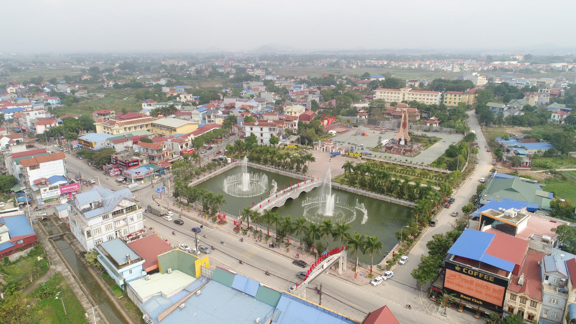 Thái Nguyên: Ra mắt dự án khu đô thị mới hiện đại ở Phổ Yên