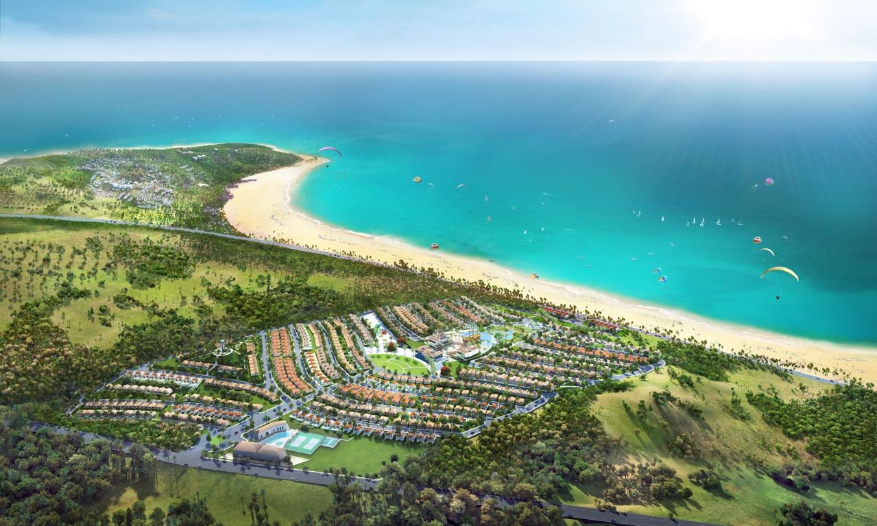 Thanh Hoá: Phê duyệt điều chỉnh quy hoạch Khu biệt thự Hùng Sơn