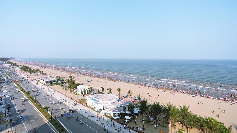 Thanh Hoá: Quy hoạch phân khu trung tâm dịch vụ, nghỉ dưỡng ven biển TP. Sầm Sơn