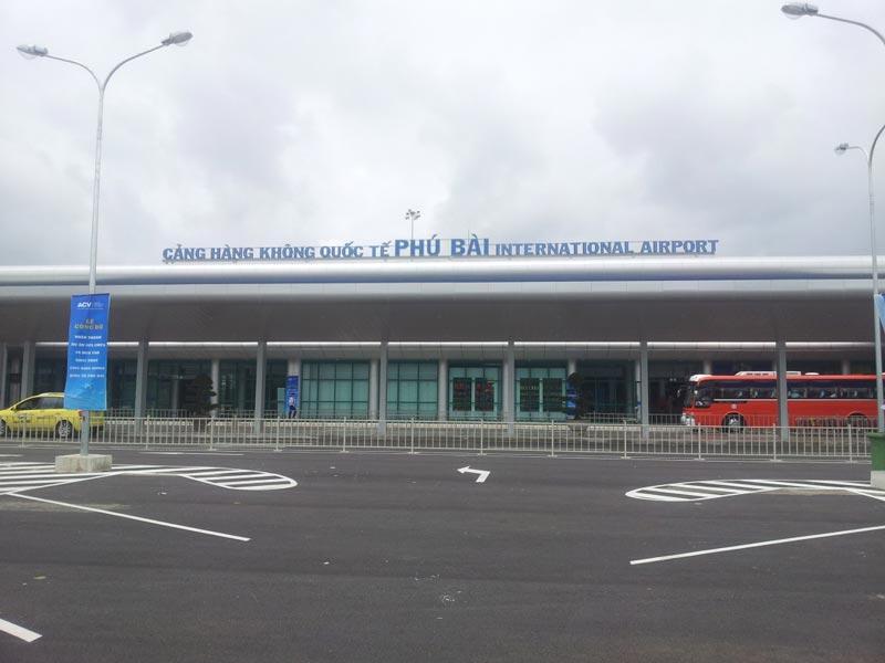 Thừa Thiên – Huế: Khởi công dự án mở rộng Cảng hàng không quốc tế Phú Bài giai đoạn 1