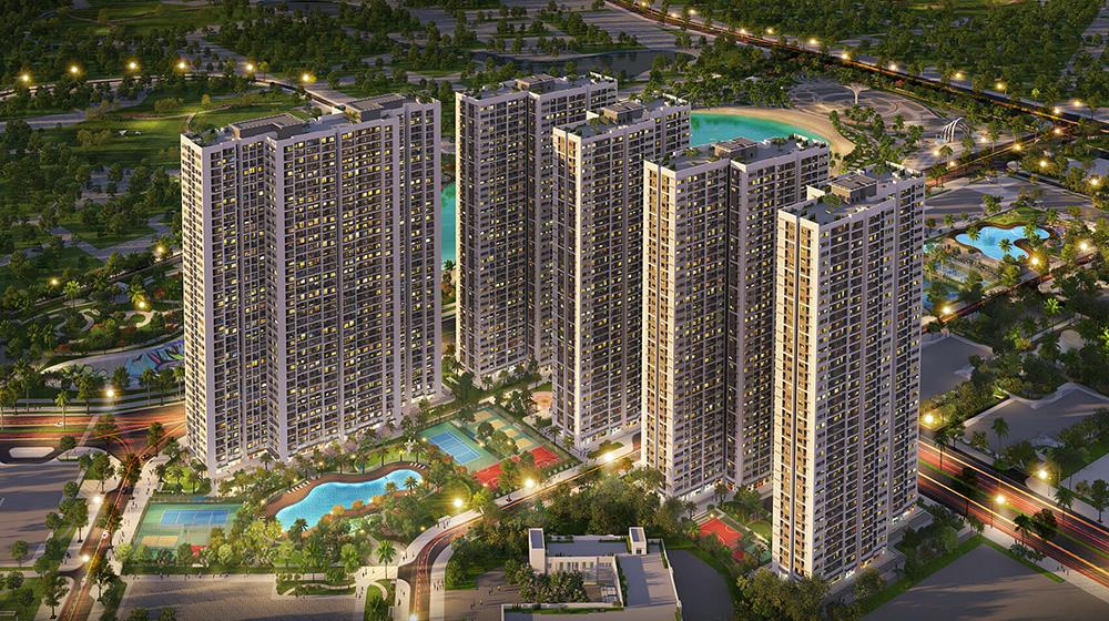 Với 950 triệu đồng, sở hữu ngay căn hộ cao cấp Imperia Smart City