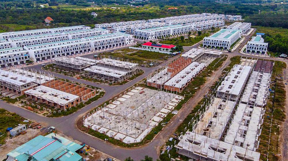Xây dựng trái phép, chủ đầu tư dự án Viva Park bị phạt 540 triệu đồng